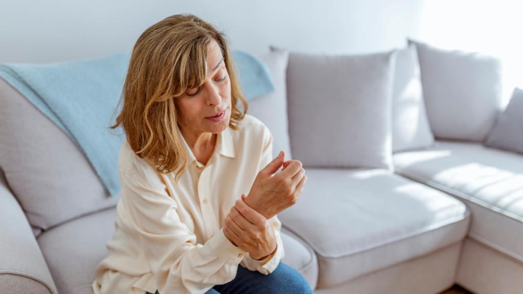 seniors chronic pain